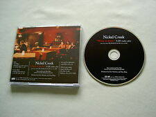 NICKEL CREEK When In Rome (Radio Edit) US promo CD single