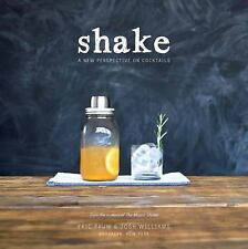 Shake by Josh Williams and Eric Prum (2014, Paperback)