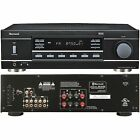 Sherwood RX 4109 210-W Stereo Receiver Black 5 Audio Inputs AM/FM Tuner 2-Ch