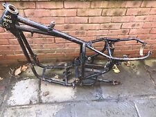 BSA A65S Spitfire Used Frame C/W Swinging Arm A65S 106XX