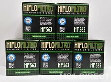 Husqvarna TC 510 (2008 to 2010) HifloFiltro Oil Filter (HF563) x 5 Pack