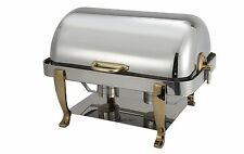 Winco 108A, 8-Quart Full Size Vintage Chafer