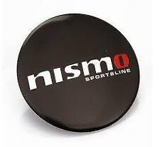 4 x Nismo Wheels Centre Sticker Badge 56mm Domed Shape SKYLINE GTR Z UK SELLER
