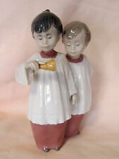 NAO BY LLADRO CHOIR BOYS BRAND NEW IN BOX RELIGIOUS #02001878 HOLIDAY SAVE$ F/SH