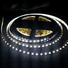 5M Cool White Non-Waterproof 3528 SMD 600 LED Strip Light + 12V 2A Power Adapter