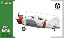 Special Hobby 1/32 Brewster F2A-1 Buffalo 'The First In US Service' # 32064