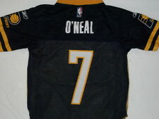 REEBOK JERMAINE O'NEAL #7 INDIANA PACERS FOOTBALL STYLE NBA JERSEY YOUTH S