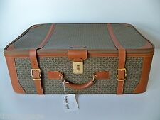 "Hartmann WINGS & Belting Leather Trim 29"" Soft Pullman Suitcase Trunk Luggage"