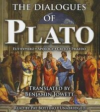 The Dialogues of Plato by Plato (CD-Audio, 2013)