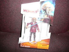 STAR WARS LEGACY COLLECTION SAGA LEGENDS PLO KOON NEW