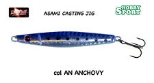 METAL JIG ASAMI CASTING  GR 14  CM 6 COLOR AN BLUE ANCHOVY