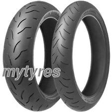 Motorbike tyre Bridgestone BT016 R Pro 190/50 ZR17 73W