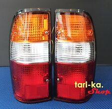 Rear Combination Tail Lights Lamp For 98-2001 Mazda Fighter B2500 Bravo Pickup