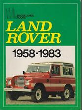 LAND ROVER SERIES 2 2A & 3 PETROL / DIESEL ( 1958-1983 ) PERIOD ROAD TESTS BOOK
