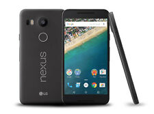 "LG Nexus 5X Carbon Black 5.2"" 32GB Memory 12MP Camera Unlocked M/R Original Box"
