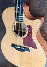 Taylor 514 Grand Auditorium Acoustic/Electric Guitar 514ce