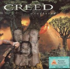 Creed Weathered CD