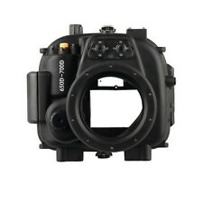 50m Waterproof Diving Housing Case f Canon 650D 700D T4i T5i Camera 18-55mm Lens