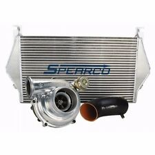 Turbonetics Ford Powerstroke 6.0 Intercooler upgrade kit 03-06 7.3