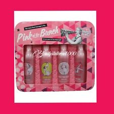 New!! Christmas 2016 Soap And Glory Pink Of The Bunch Body Sprays Gift Set