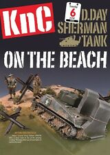 NEW King & Country Leaflet D-Day Sherman Tanks on the Beach 4 pages