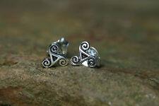 Ohrstecker Triskele Silber Kelten 925er Sterlingsilber mini Ohrringe 1PAAR