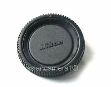 Replacement Body Cap For Nikon D70s D90 D2Xs D3X D3000 D100 D80 D50 D40 FE FM F3
