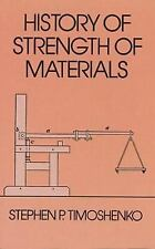 History of Strength of Materials Dover Civil and Mechanical Engineering