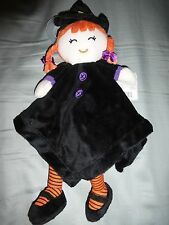 NWT - Carter's Plush Security Blanket, Snuggle Buddy Doll