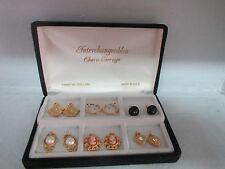 Interchangeables Charm Earrings  Lot of 6