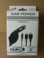 Nintendo DS Car Charger & adapters, Car Power made by INTEC G1825