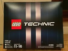 Lego TECHNIC 41999 4x4 Crawler Exclusive Edition  Brand new,factory sealed