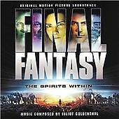 Final Fantasy (The Spirits Within, 2001) Soundtrack - Free P+P