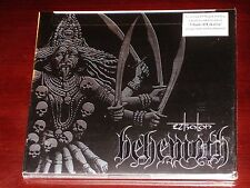 Behemoth: Ezkaton EP CD 2008 Metal Blade USA Records 3984-14698-2 Digipak NEW