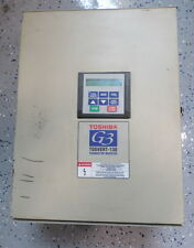 TOSHIBA G3 TOSVERT-130 TRANSISTOR INVERTER MODEL 6060 TO 625K