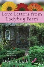 Love Letters from Ladybug Farm by Donna Ball (Paperback / softback)