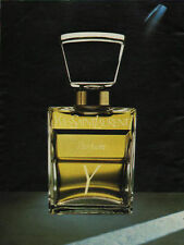 Publicité Advertising parfum Y de YVES SAINT LAURENT