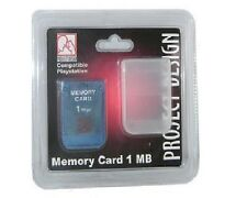 Memory card 1MB compatibl Play Station