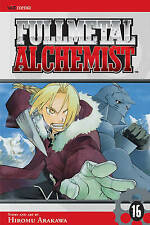 Fullmetal Alchemist 16 by Hiromu Arakawa manga graphic novel