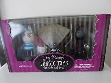 Tim burton's tragic toys for girls & boys