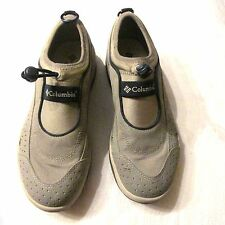 Beautiful Gray and Blue Women's Shoes Size 6.5 By COLUMBIA