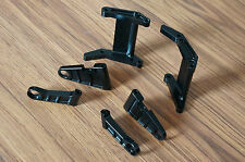 Tamiya Porsche 959 Aluminum Arm Set  Black Anodized 58059  Kyosho Associated
