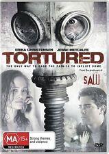 Tortured (DVD, 2010) #2994
