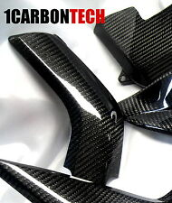 07 08 09 10 11 12 2010 2011 2012 HONDA CBR 600RR CARBON FIBER 4 PIECE KIT