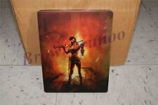 Call of Duty Black Ops 2 II Steelbook Case w/ Game PS3 New