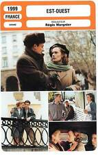 FICHE CINEMA : EST-OUEST - Bonnaire,Deneuve,Wargnier 1999
