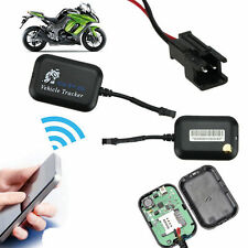 New Mini GPS GSM GPRS Tracking SMS Real Time Vehicle Motorcycle Tracker US