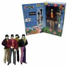 Beatles Yellow Submarine Fab Four Action Figure Set