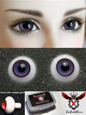 1/3 1/4 bjd 12mm two tone color high quality glass doll eyes dollfie #M-19