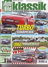 Auto Bild Klassik 8/15 TURBO: Porsche 944/Mercedes 300/Volvo 242/BMW 3.0 Si/2015